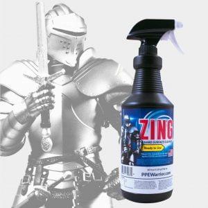 zing-disinfectant