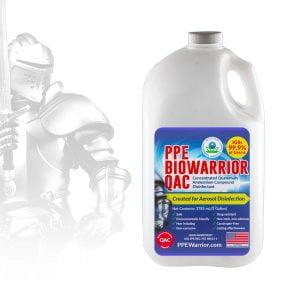 Bio Warrior QAC Aerosol Disinfectant