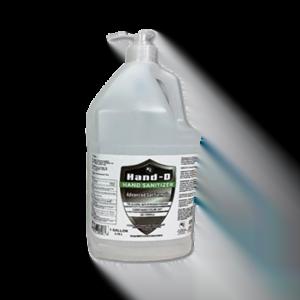 FDA Gel Hand Sanitizer