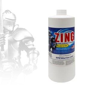 Zing Floor/Hard Surface Cleaner
