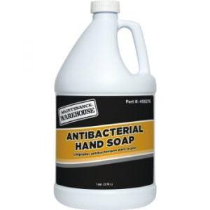 Maintenance Warehouse 1 Gallon Antibacterial Hand Soap