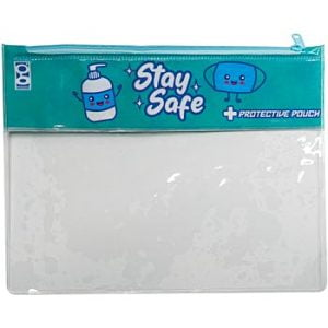 Stay Safe Protective Pouch 24 Units
